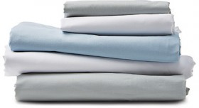 Galaxy-Polycotton-Flat-or-Fitted-Queen-Sheets on sale