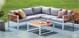 Outdoor-Creations-Regatta-Corner-Outdoor-Setting on sale