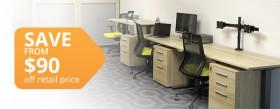 Agile-2-Single-User-Electric-Height-Adjustable-Desk on sale