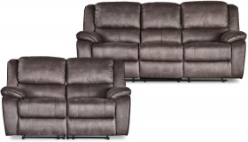 Falcon-3-2-Seater-Both-with-Inbuilt-Recliners on sale