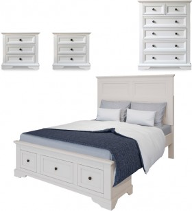 Chanel-4-Piece-Bedroom-Package on sale