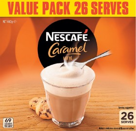 Nescaf-Sachets-26-Pack on sale