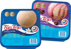 Tip-Top-Ice-Cream-2L on sale