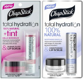 Chapstick-Total-Hydration-Duo-3.5g-7.5g on sale