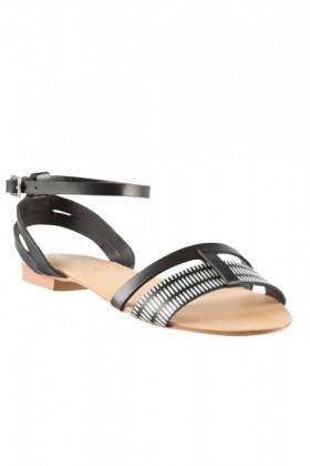 Emerge-Poppy-Sandal-Flat on sale