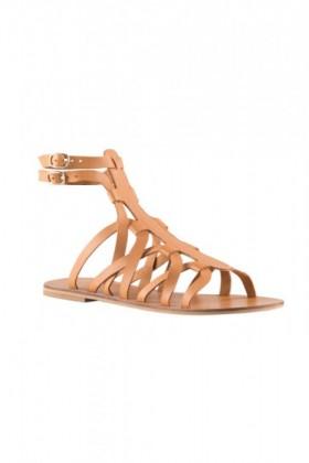 Troy-Sandal-Flat on sale