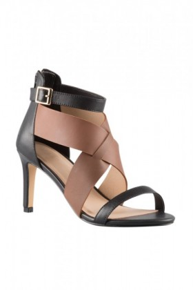 Krissie-Crossover-Sandal-Heel on sale