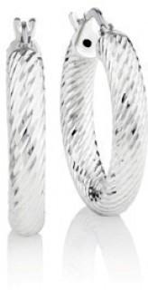 15mm-Twist-Hoop-Earrings-in-Sterling-Silver on sale