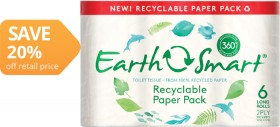 EarthSmart-Recycled-Toilet-Tissue on sale