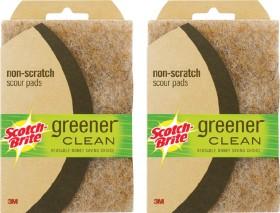 Scotch-Brite-Greener-Clean-Scouring-Pads on sale