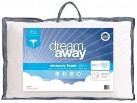 Dream-Away-Cool-Max-Memory-Foam-Pillow on sale