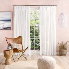 Eclipse-Sheer-Pencil-Pleat-Curtains on sale