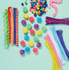 25-off-Crafters-Choice-Chenilles-Pom-Poms on sale