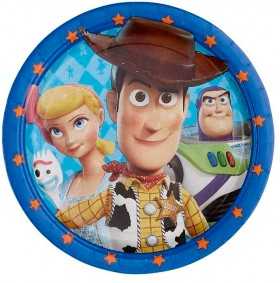 Toy-Story-Plate-23cm-8-Pack on sale