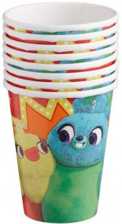 Toy-Story-Cups-266ml-8-Pack on sale