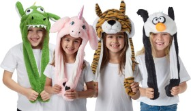 Moving-Ear-Hats on sale