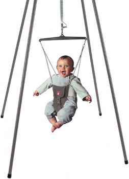 Jolly-Jumper-Bouncer-Stand-Set on sale