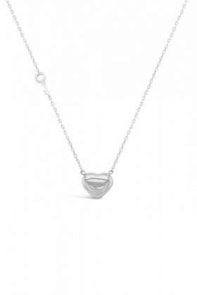 Fairfax-Roberts-Contemporary-Heart-Necklace on sale