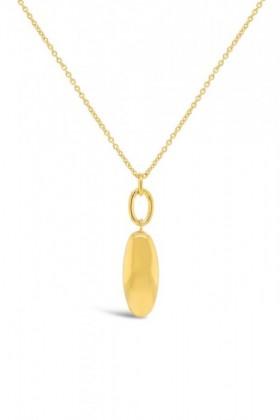 Fairfax-Roberts-Contemporary-Long-Marquise-Pendant-Necklace on sale