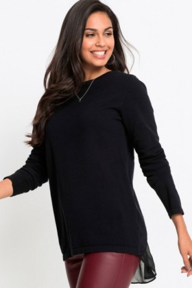 Urban-Back-Detail-Knit-Top on sale