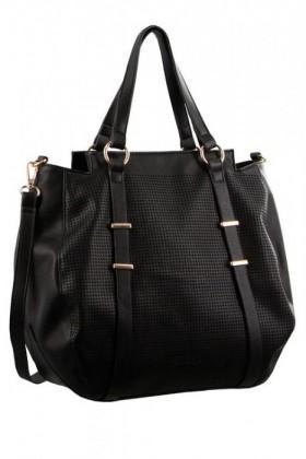 Milleni-Perforated-Tote-Handbag on sale