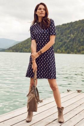 Urban-High-Neck-Jersey-Dress on sale