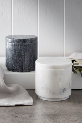 Marble-Canister on sale
