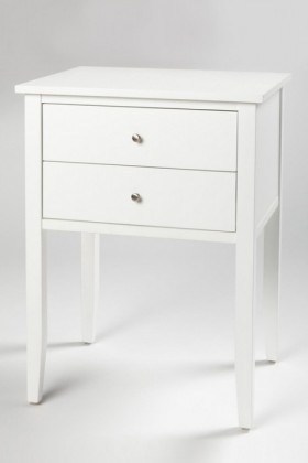 Hudson-Two-Drawer-Bedside-Table on sale