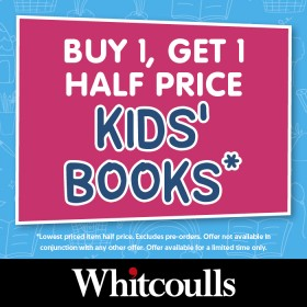 Buy-1-Get-1-Half-Price-Kids-Books on sale