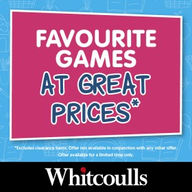 Favourite-Games-at-Great-Prices on sale
