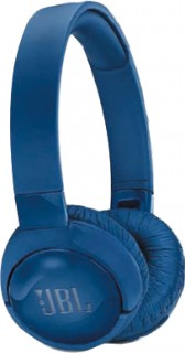 JBL-T600-Bluetooth-Noise-Cancelling-Headphones-Blue on sale