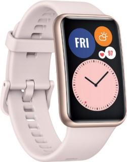 Huawei-Watch-Fit-Pink on sale