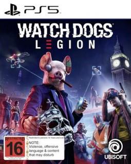 PS5-Watch-Dogs-Legion on sale