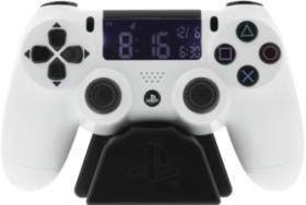 Paladone-PlayStation-White-Controller-Alarm-Clock on sale