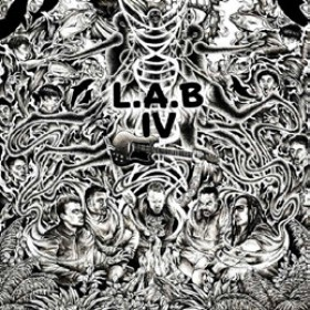 L.A.B-L.A.B-IV-CD on sale