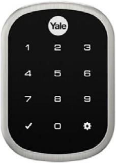 Yale-Assure-SL-Digital-Deadbolt-Satin-Nickel on sale