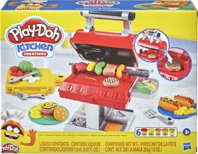 Play-Doh-Kitchen-Creations-BBQ-Grill on sale