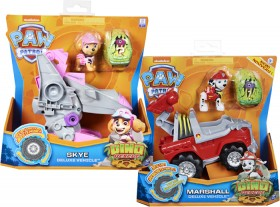 Paw-Patrol-Dino-Rescue-Deluxe-Themed-Vehicle-Assortment on sale