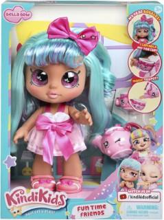 Kindi-Kids-Fun-Time-Friends-Doll-Bella-Bow on sale