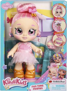 Kindi-Kids-Fun-Time-Friends-Doll-Pirouetta on sale