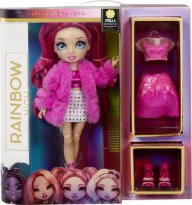 Rainbow-High-S21-Fuchsia-Fashion-Doll on sale