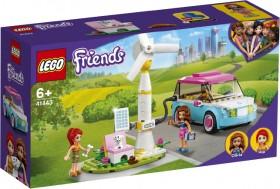LEGO-Friends-Olivias-Electric-Car-41443 on sale