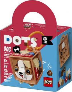 NEW-LEGO-Dots-Bag-Tag-Dog-41927 on sale