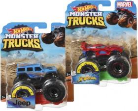 Hot-Wheels-Monster-Trucks-164-Scale-Die-Cast-Assortment on sale
