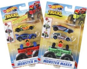 Hot-Wheels-Monster-Trucks-Monster-Maker-Assortment on sale