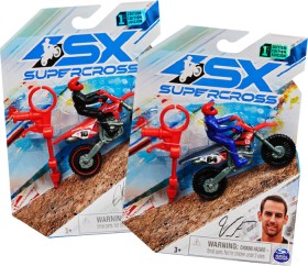 NEW-SX-Supercross-124-Die-Cast-Motorcycle-Assortment on sale