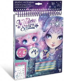 Nebulous-Stars-Creative-Sketchbook-Nebulia on sale
