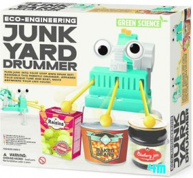 4M-Eco-Engineering-Junkyard-Drummer on sale