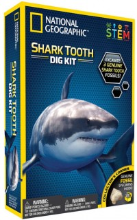 National-Geographic-Shark-Tooth-Dig-Kit on sale