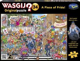 Wasgij-1000pc-Original-34-A-Piece-of-Pride on sale